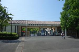 豊橋総合動植物公園 入り口