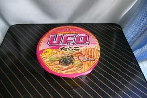 U.F.O たらこ焼きそば パッケージ