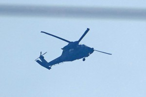 ヘリコプター UH60J