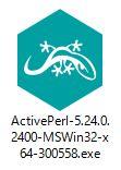 ActivePerl アイコン