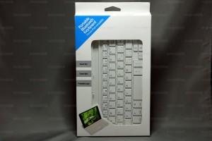 Portable Bluetooth Keyboardパッケージ表面