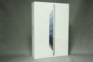 iPad miniパッケージ