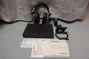 MDR-HW700DS付属品