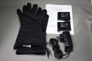 ほっかほっかインナー手袋 付属品