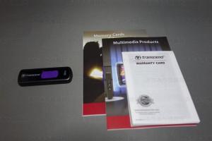 USBメモリ TS32GJF500E 付属品