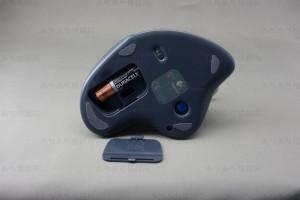 logcool m570t本体 電池交換