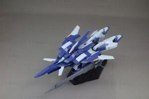 ライトニングバックウェポンシステム飛行形態1