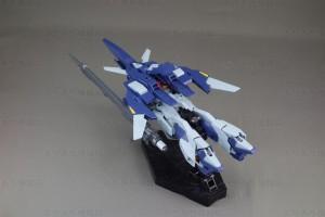 ライトニングバックウェポンシステム飛行形態2