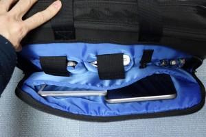 PCバッグ BM-3W02BK ポケット2見本