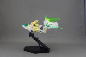 SDBFスターウイニングガンダム 飛行形態3