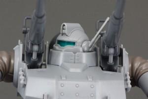 HG ガンタンク初期型 顔アップ2