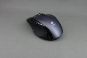 マウス Logcool M705t 本体背面