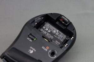 マウス Logcool M705t 内部