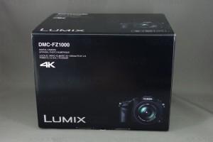 DMC-FZ1000 パッケージ