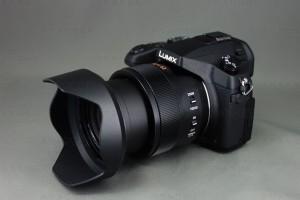 DMC-FZ1000 レンズ広角側